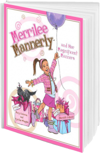 Merrilee Mannerly and Her Magnificent Manners book